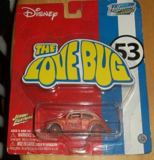 Herbie ~The Love Bug ~ NEW ~ Goes Bananas ~ Taxi ~ Johnny Lightning