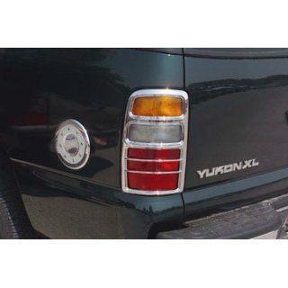 Putco Chrome Tail Light Cover, for the 2005 Chevrolet Colorado