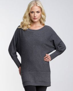 Juicy Couture Dolman Cocoon Tunic Sweater