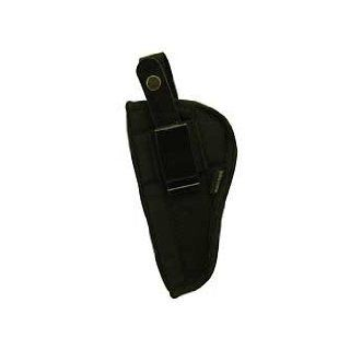 Bulldog Belt and Clip Ambi Holster (Fits Most Revolvers