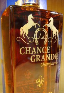 La Chance VSOP Cognac France New Super RARE Gold Box
