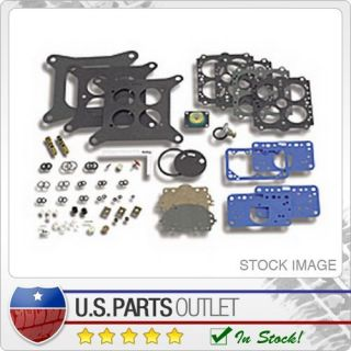 Holley 37 119 Renew Kit Carburetor Rebuild Kit For Model Number 4160