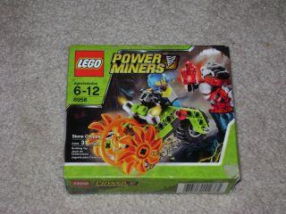 Lego Power Miners Stone Chopper 8956 SEALED Brand New