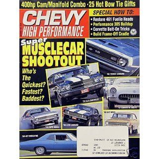 Super Musclecar Shootout   December, 1993 Everything Else