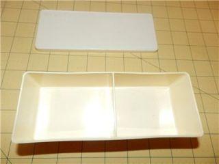 Singer Sewing Machine Attachments Box Empty Plastic