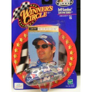 Winners Circle NASCAR Series Jeff Gordon #24 Pepsi car Toys & Games