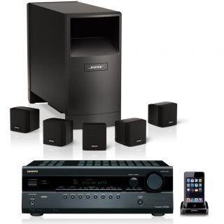 Series III Bose Home Theater Package Speaker System