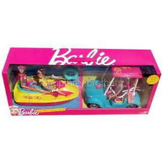 Barbie Sisters Beach Adventure Gift Set Toys & Games