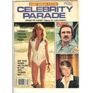 March 1979 Celebrity Parade Magazine Featuring Charlies Angels Star