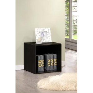 Tropika Modular Open Cube Bookcase Storage System Easy Assembly