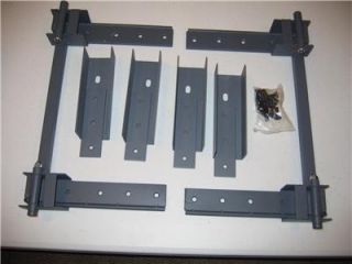 Suicide Hidden Hinge Kit 2 Door Hot Rod Street Rat Rod