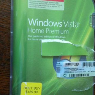 First, load up the Windows Vista disc in your drive and Windows Vista H