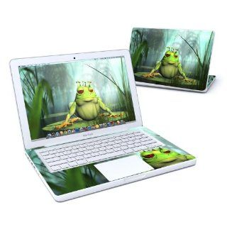 Frog Prince Design Skin Decal Sticker for Apple MacBook 13