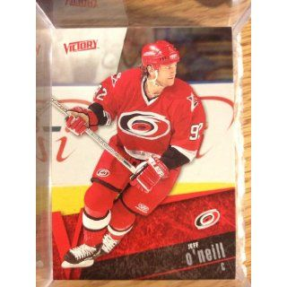 2003 04 Upper Deck Victory # 32 Jeff ONeill: Collectibles