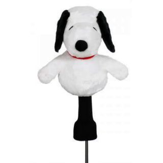 new peanuts snoopy woodstock golf head cover combo
