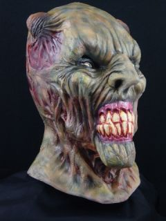 Pyro Halloween Horror Latex Mask Prop New