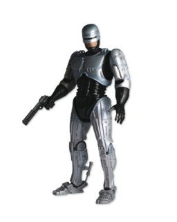 NIP 2011 NECA Robocop Movie Robocop Action Figure