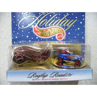 Hot Wheels Holiday 33 Ford Roadster 1997 Rooftop