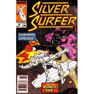 Silver Surfer Vol 3 #29, Comic Book November 1989 (Volume 3) Marvel