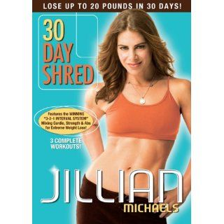 Jillian Michaels   30 Day Shred: Jillian Michaels, Andrea