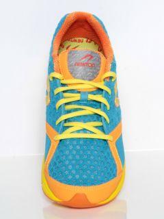 Womens Newton Distance Light Weight Neutral Trainer Running Shoes Blue