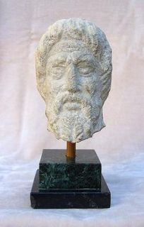 Magnificent Ancient Roman Marble Head 2nd Century Ad