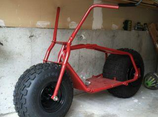 Heald Super Bronc Mini Bike
