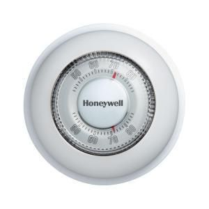 Honeywell CT87K Round Heat Only Thermostat New