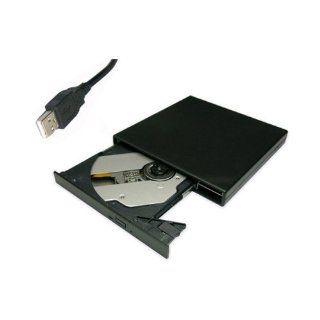 USB 2.0 Slim External DVD ROM CD RW Combo Drive Writer