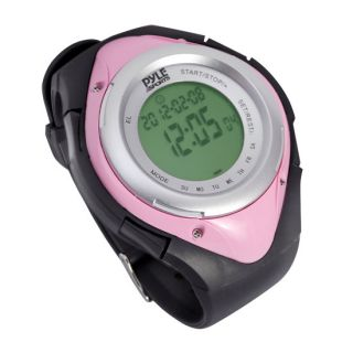 Pyle PHRM38 Heart Rate Monitor Watch w Calorie Counter Target Zones