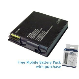 Dell Inspiron 2650 Series Battery 65Wh, 4400mAh with free