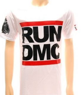 Run DMC hip hop king of rock Punk Pop Rap T shirt Sz XL Tour Concert