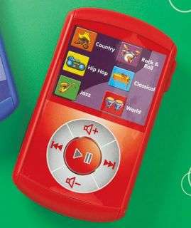 Tune Babys I Tech Toy Toddler Pretend  Player Music 18 M