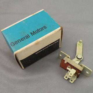 66 72 Chevrolet GMC Trucks Deluxe Heater Control Switch 3840039
