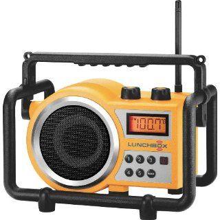 Sangean LB 100 Compact AM/FM Ultra Rugged Radio Receiver