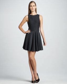 available in charcoal heather $ 320 00 nicole miller sleeveless dress