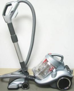 Hoover S3865 Platinum Cyclonic Bagless Canister Vacuum