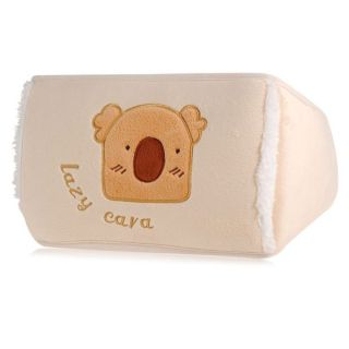 USB Powered Far Infrared Heating Pad Waist Warmer Belt Koala Beige