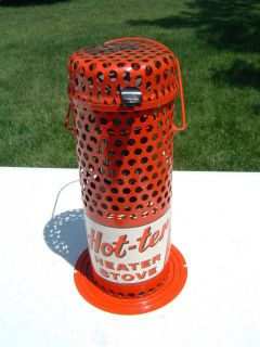 Hot Ter Heater Camp Stove Fish House Heater