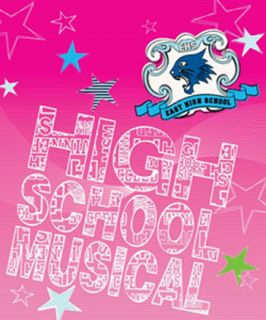 High School Musical Girls Music HSM Plush Throw Blanket