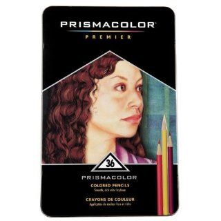 Colored Pencil Set   Set of 36   Sanford Prismacolor