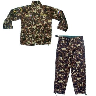 Russian Army Special Forces Camo Uniform Jacket Pants