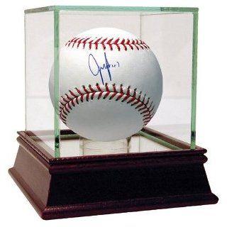 Jeff Francoeur Autographed/Hand Signed MLB Baseball