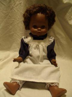Horsman 1967 Doll Dolls Ruthie Black African American