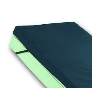 Invacare Hospital Bed Gel Foam Mattress Overlay Cover