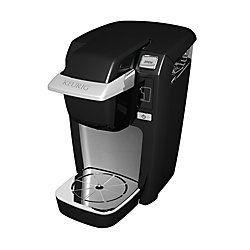 Keurig mini plus b31 brewer personal coffee tea maker hot cocoa black