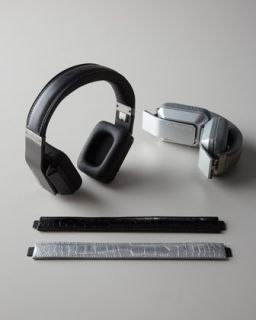 Zik Headphones Designed by Philippe Starck   Neiman Marcus
