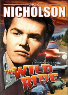 Hot Rods Midget Cars Drag Racing 1960 The Wild Ride Jack Nicholson DVD