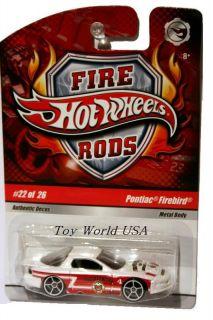 Hot Wheels 2009 Fire Rods 22 Pontiac Firebird