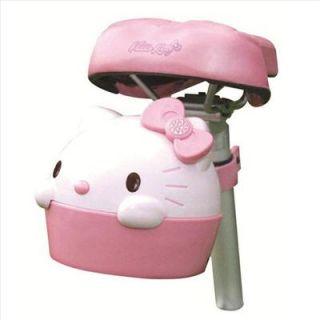 Hello Kitty Bike Seat Saddle Bag Pouch Crystal Sanrio